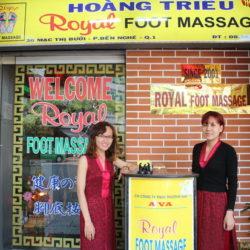 Royal Foot Massage(ロイヤル フットマッサージ)